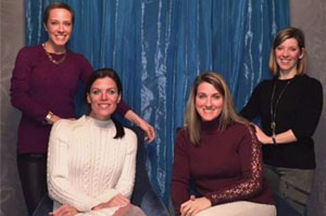 Greenwich women devise a new way of giving