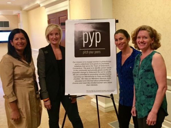 Pitch Your Peers (PYP) to Award Community Centers with $30K Grant at Innis Arden
